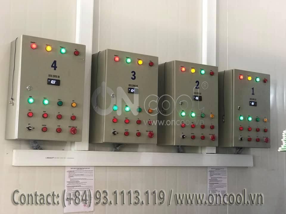 Công ty Huy Long chuyên cung cấp dịch vụ lắp kho lạnh tại Quận 3