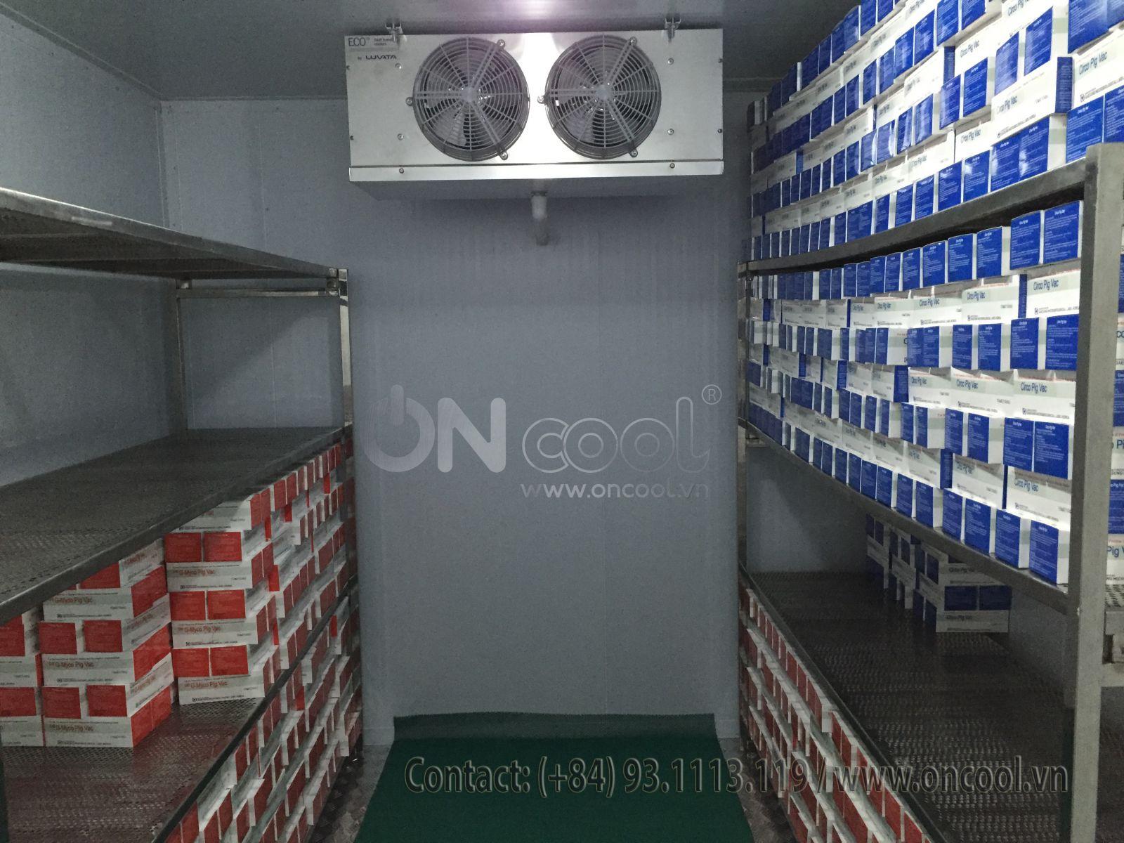 Cho thuê kho lạnh tại quận 2