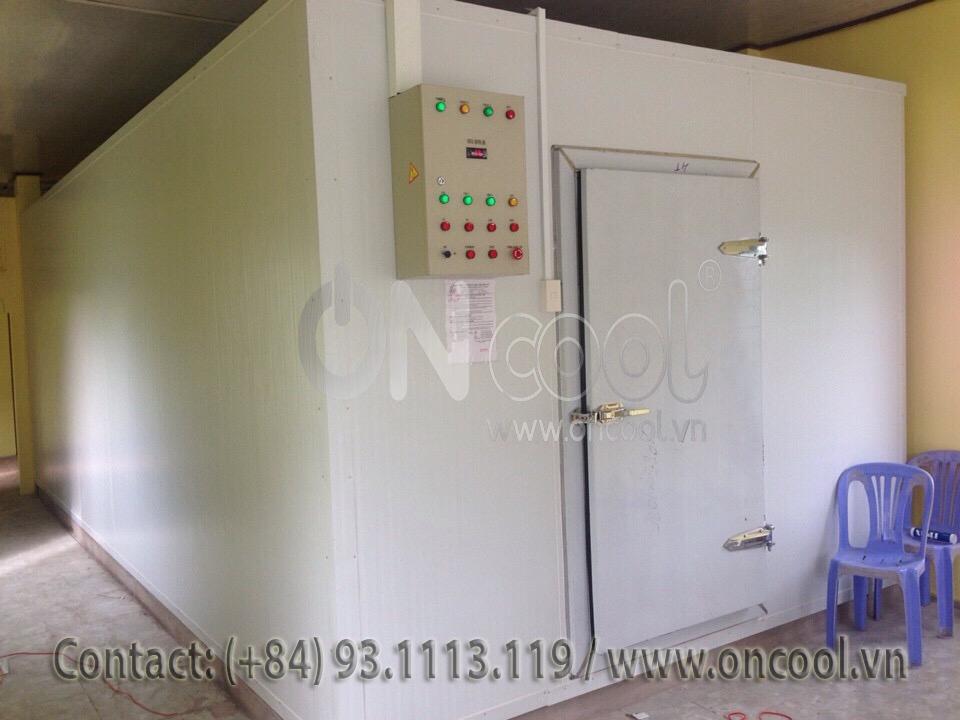 Công ty Huy Long chuyên cung cấp lắp kho lạnh tại quận 4 Tp Hồ Chí Minh